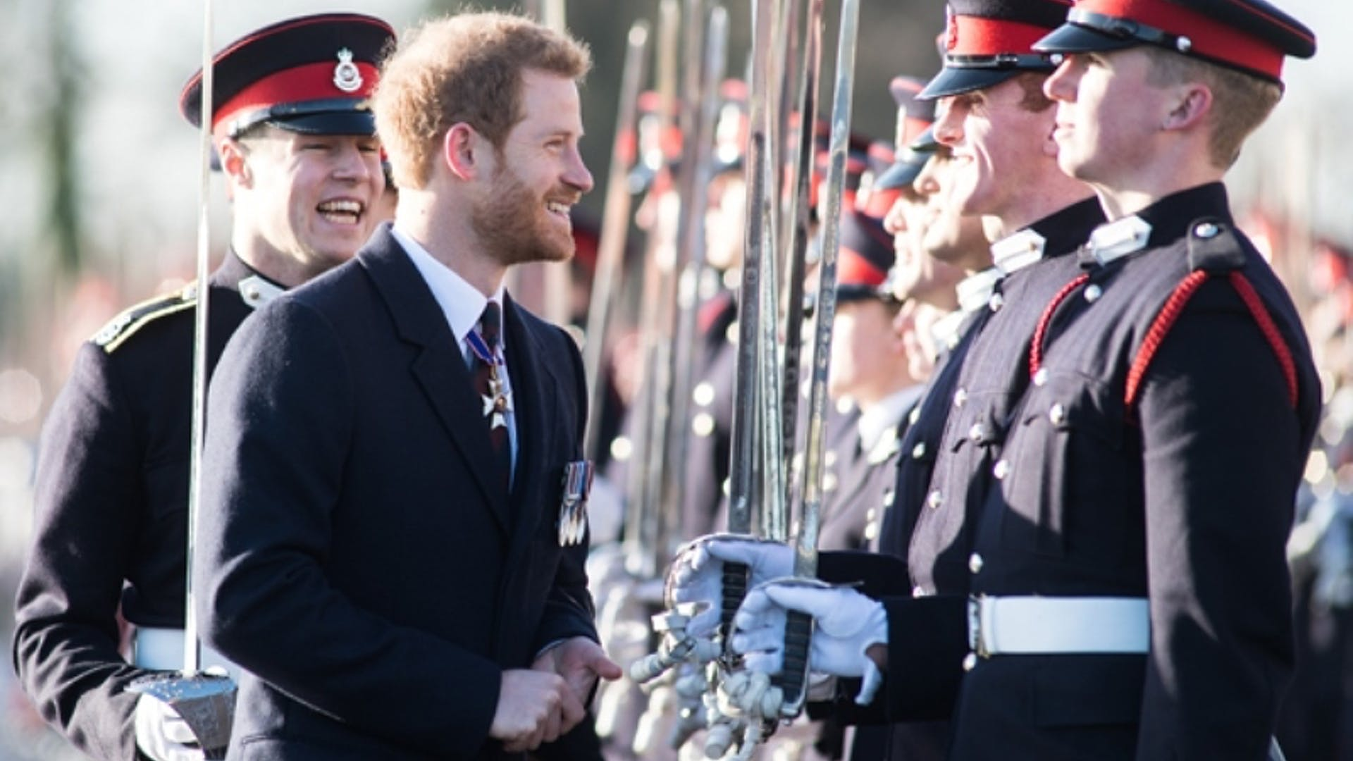 ARMYHQ 2017 147 HRH Prince Harry Sovereigns Parade 009 600 WIDE 1
