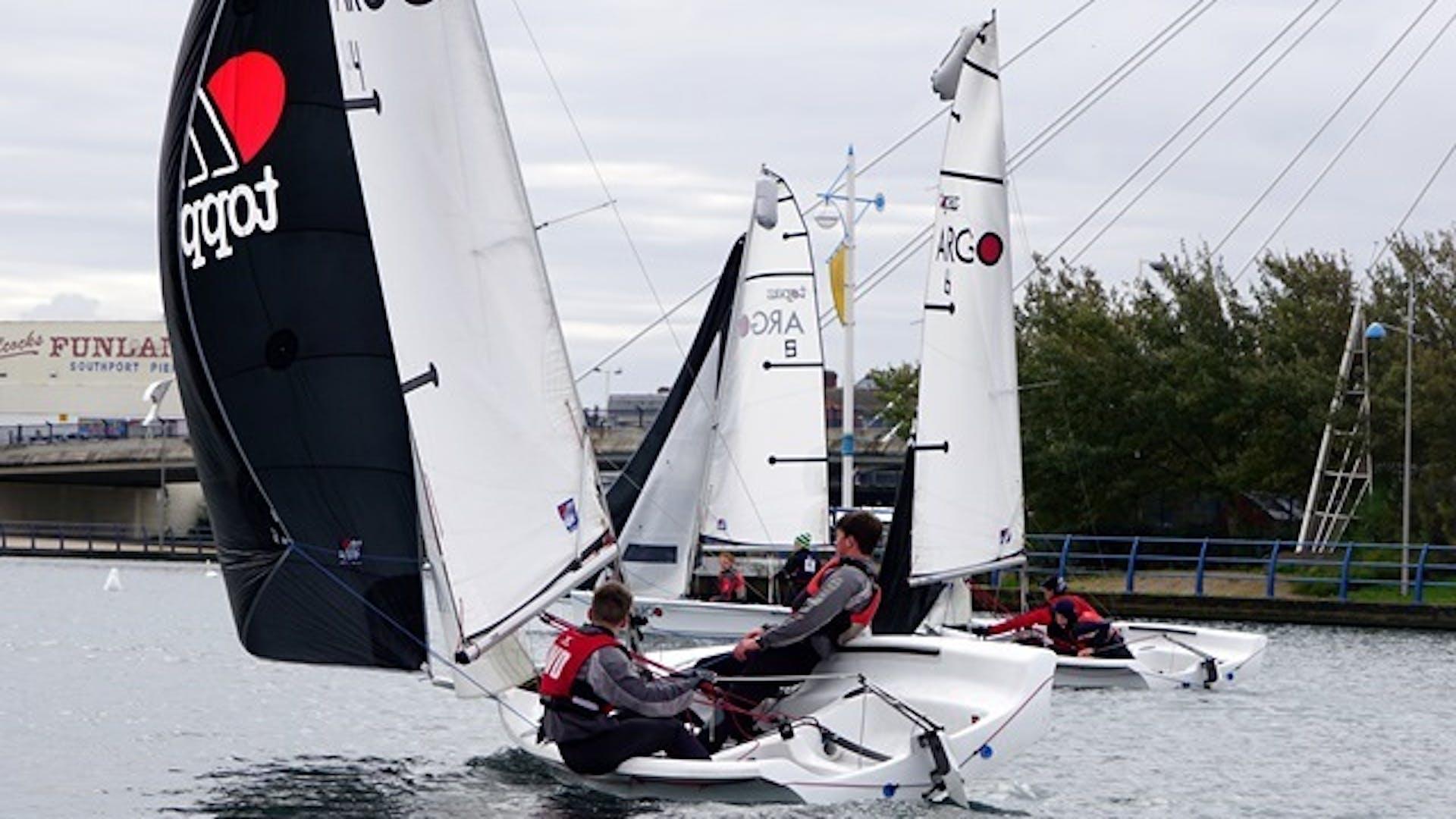 CCF regatta race action small 1