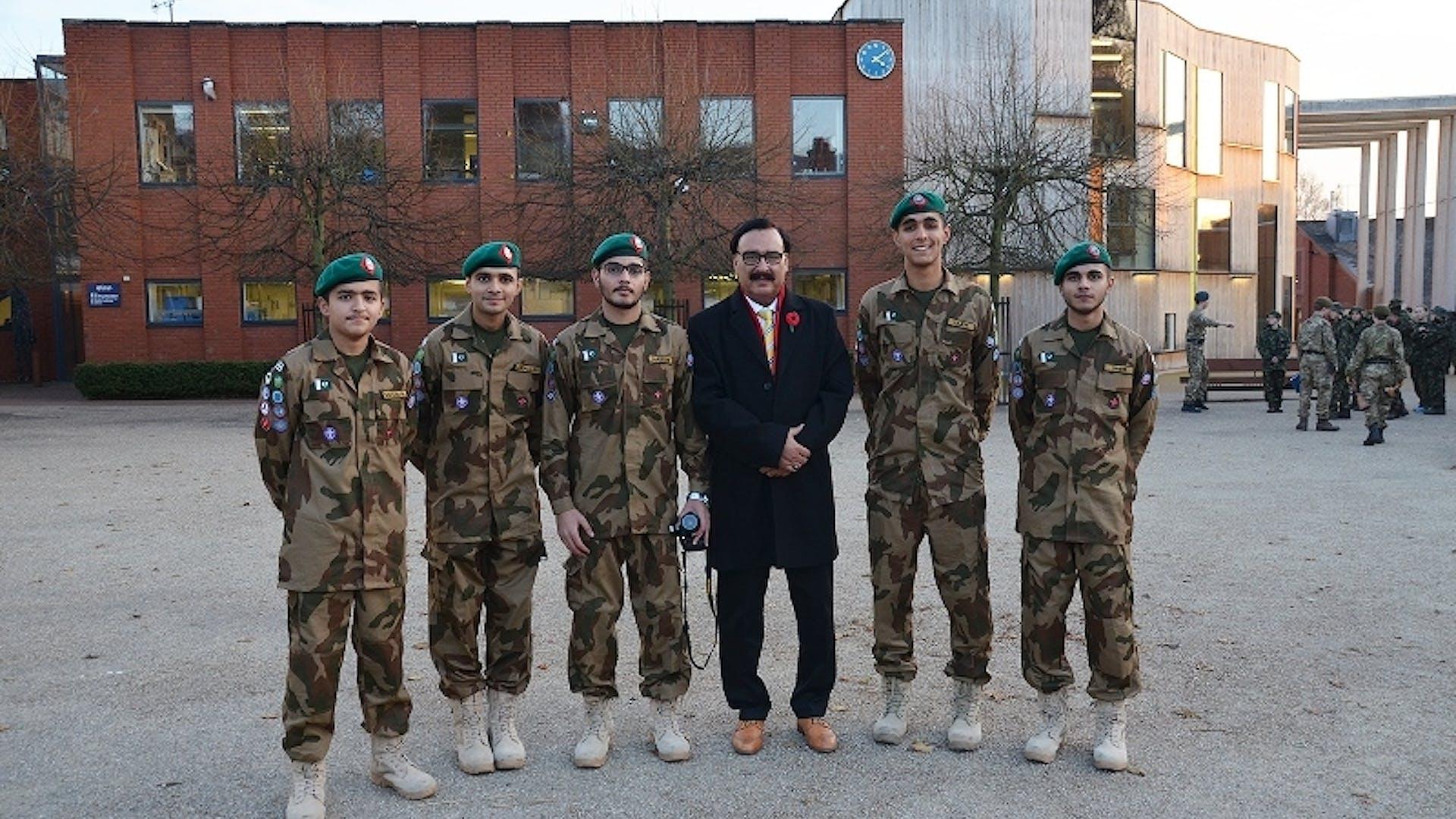 CCF Pakistan Cadets Visit20172 small 2