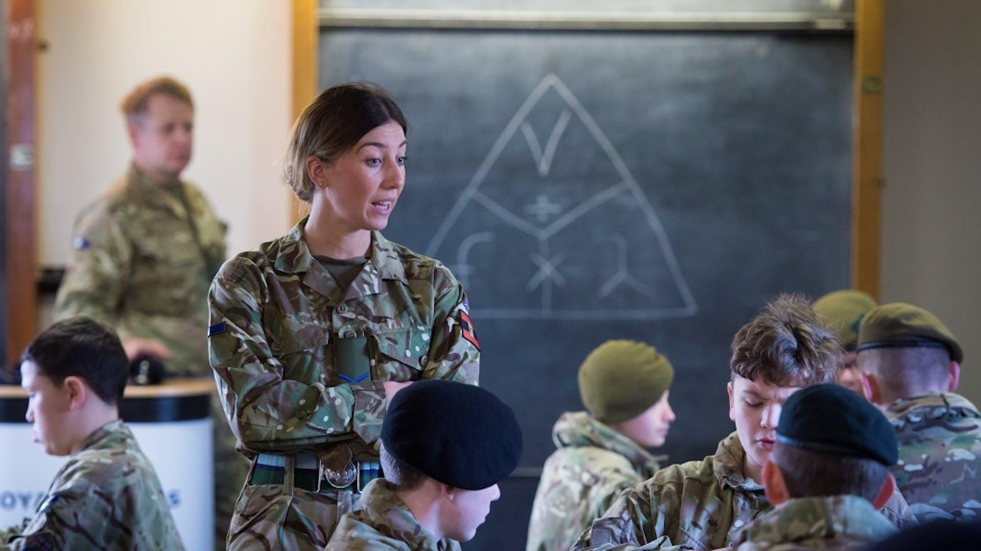 Cadets STEM Camp 12 1