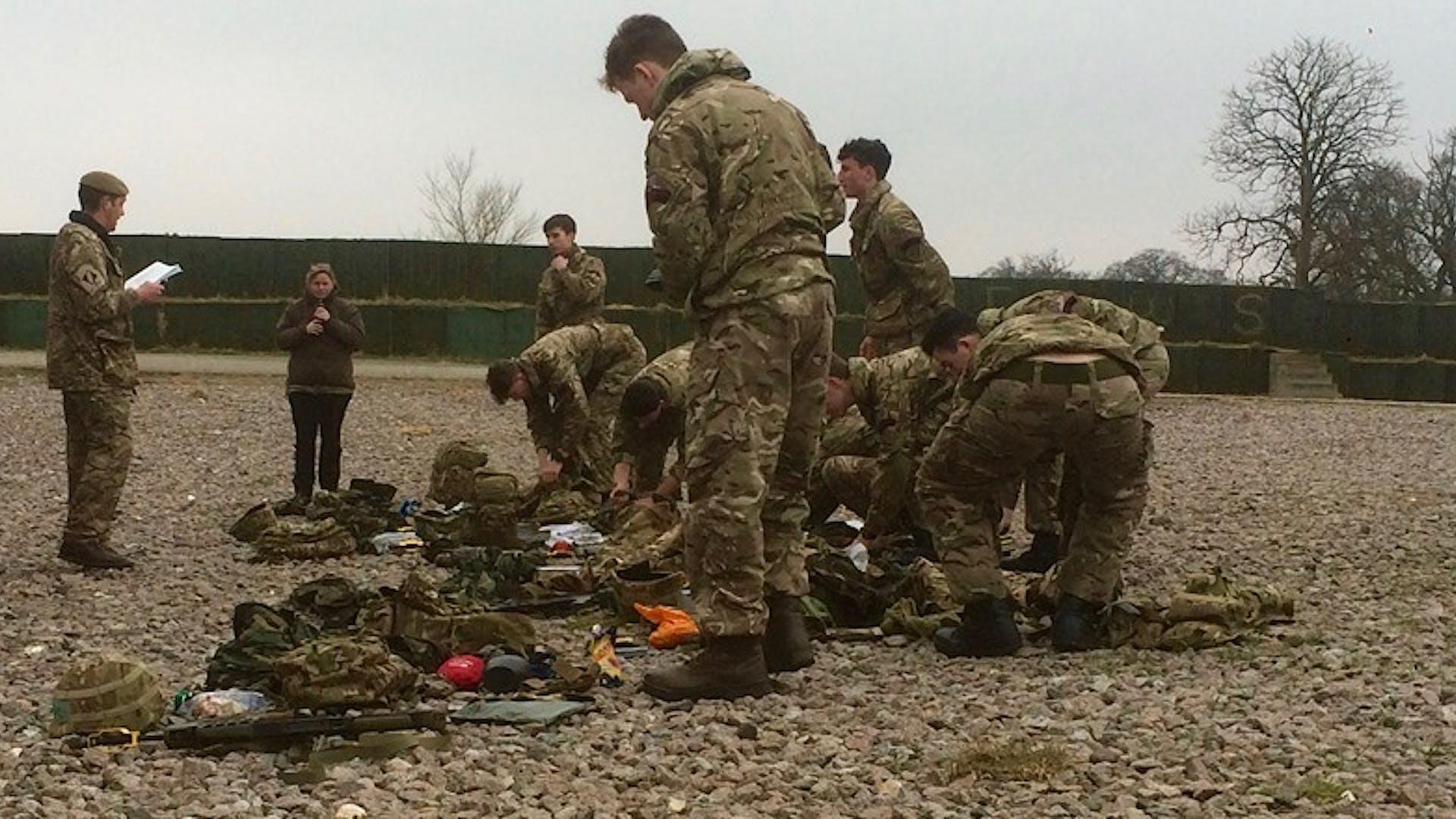 Combat cadet photos 1 1