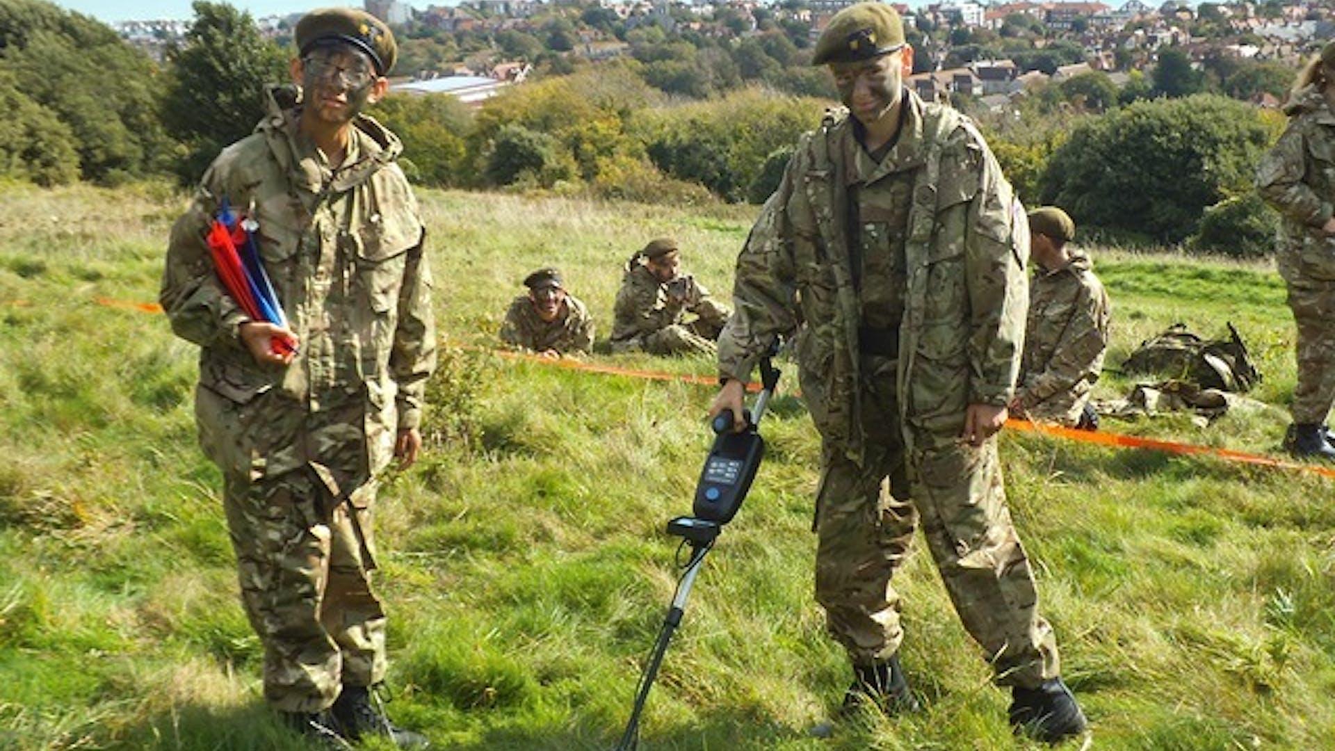 Eastbourne Army 1