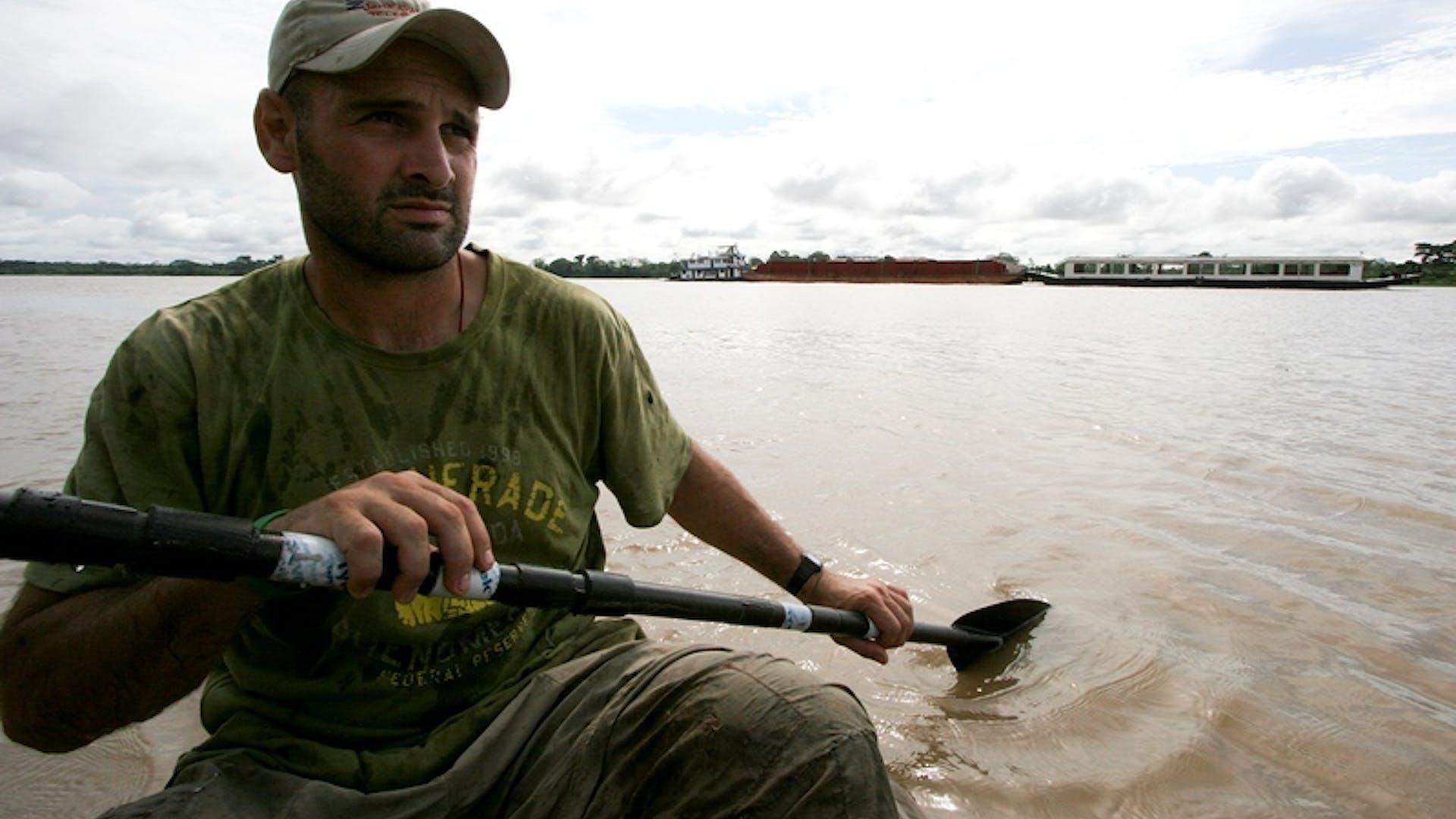 Ed Stafford Walking The Amazon courtesy of Keith Ducantel 3 1