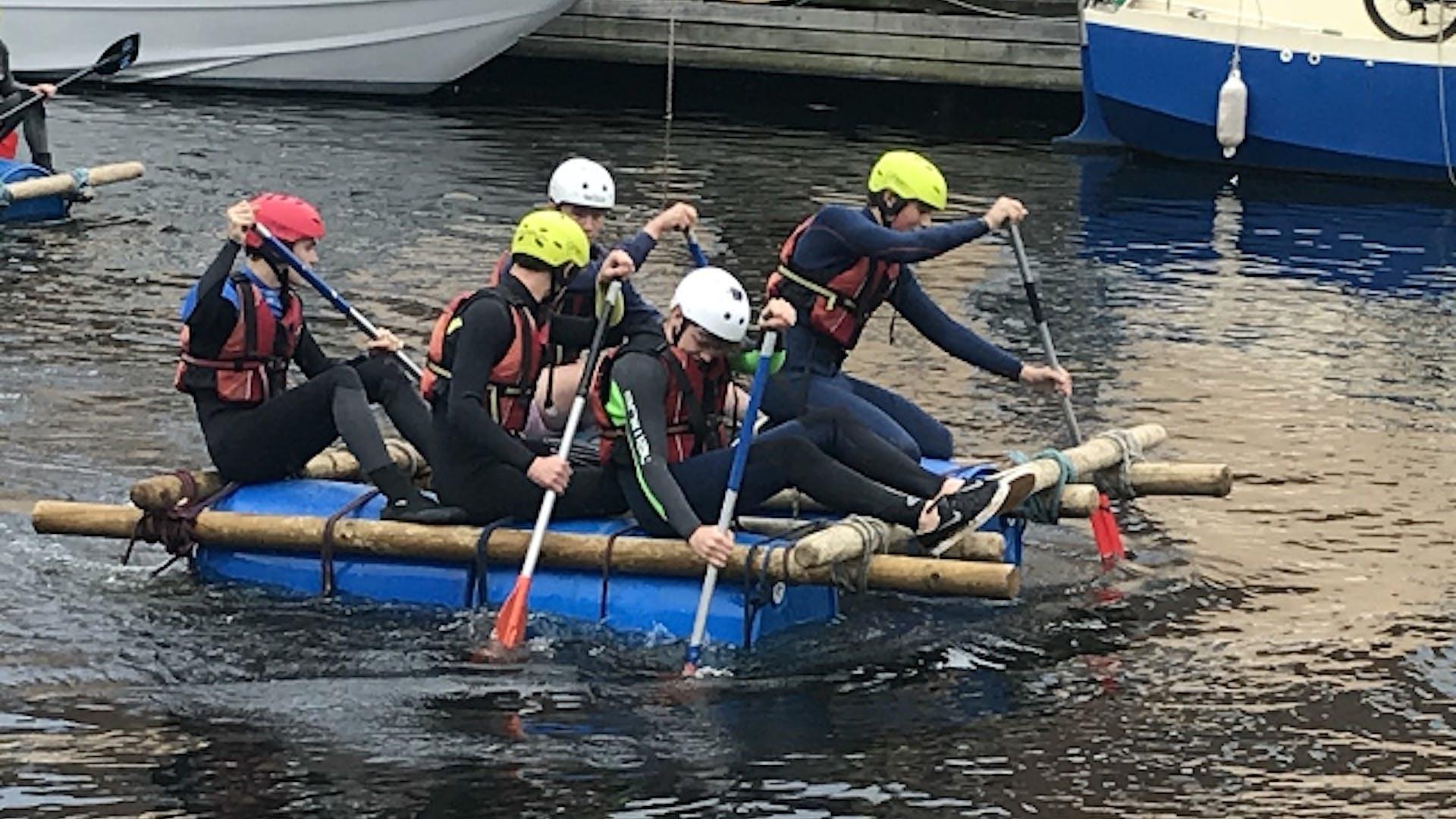 Raft small 1
