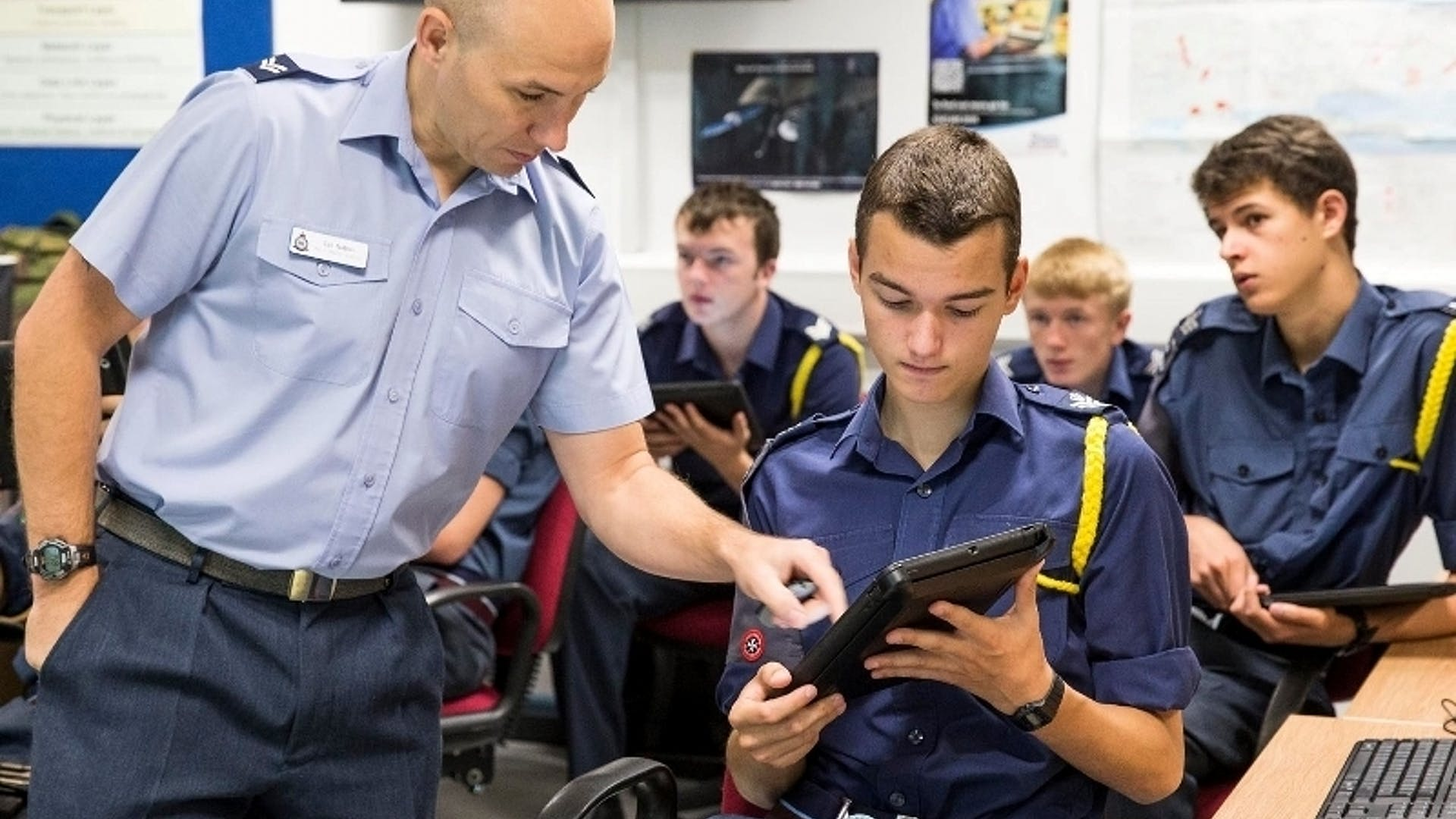 STEM and aerospace camp 3 1