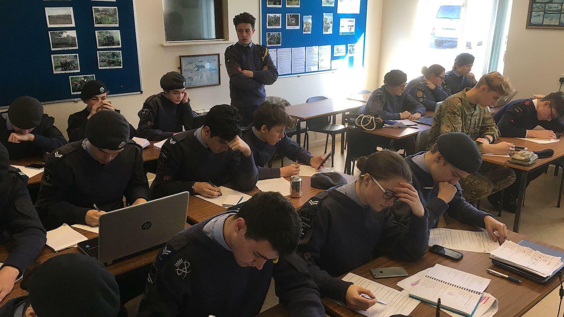 Senior leadership course 3 1