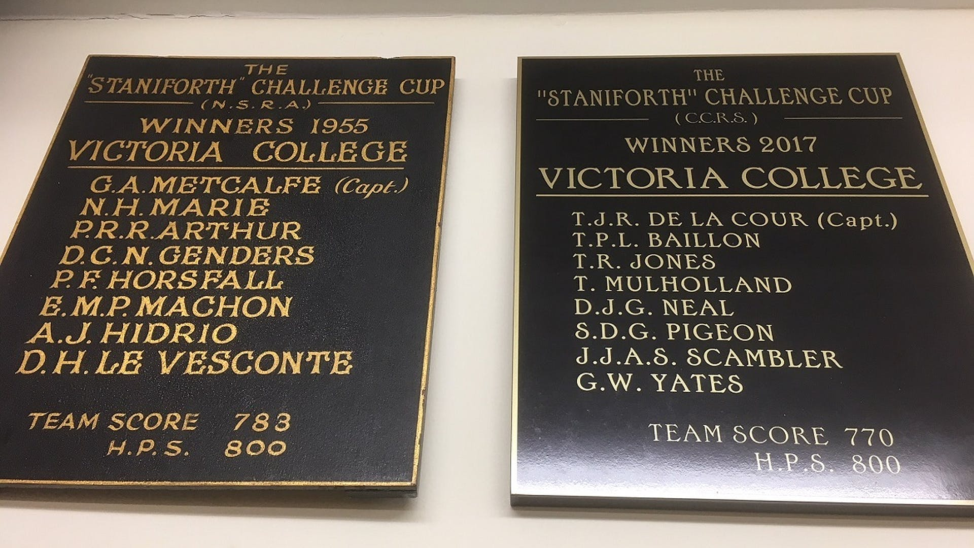 Stainforth Honours Boards web 1
