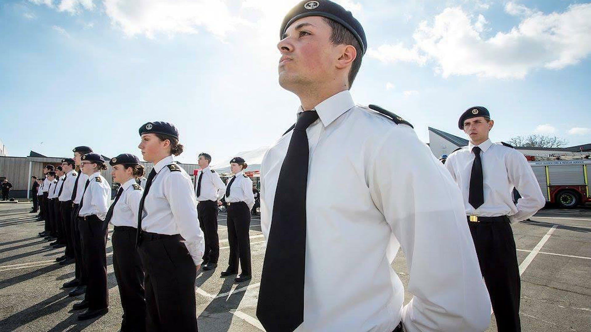 Cadets 2 1