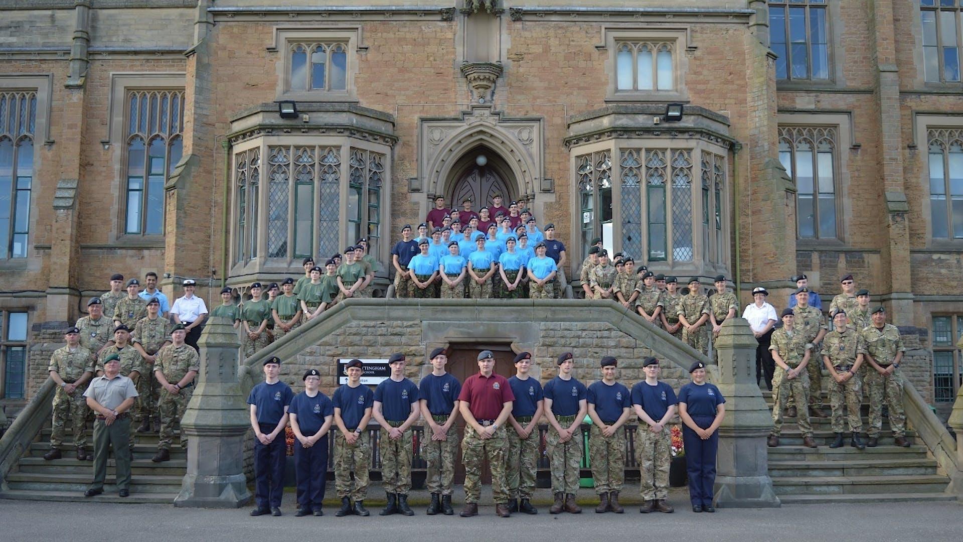 Notts cadet 1